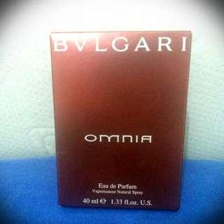 Bvlgari Perfume Omnia 40ml