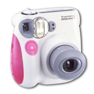 Fujifilm Instax Mini 7S (Preloved, No Box, Good Condition!)