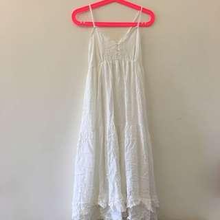 White Dress 白色長裙