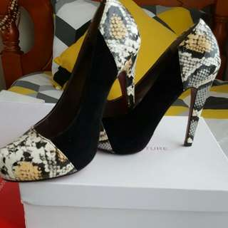 Size 38 Gasp Heels