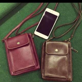 (現貨)韓版零錢手機包