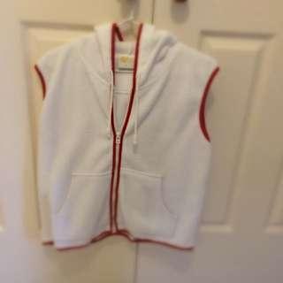 Jacket no sleeves