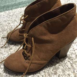 New Look Ankle Boots Size 38