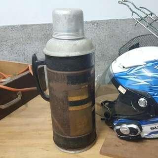 金龍牌古董鋁鐵溫水瓶