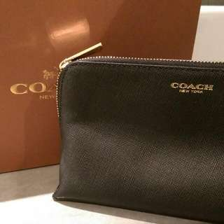 Genuine Coach Bag Make Up