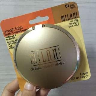 Milani Cream To Powder Face Makeup