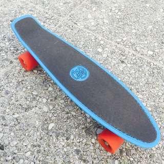 強滑板 滑板 魚板