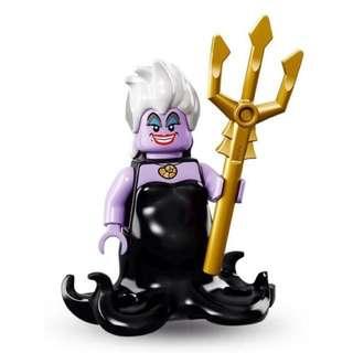 Disney Lego Minifigurines - Ursula