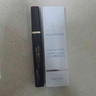 Artistry Ideal Radiance CC Cream N Volume Mascara