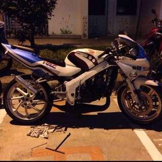 *Fast Deal*Nsr150 SP Parts For Sale