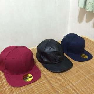 棒球帽✨ 嘻哈帽 素色純色 皮帽 鴨舌帽