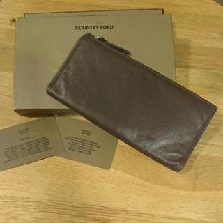 Country Road Leather Wallet