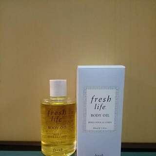 Fresh Fresh Life Body Oil