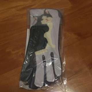 Felissmo 日本原裝貓手套 貓奴必備