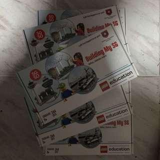 SG50 Limited Edition Legos