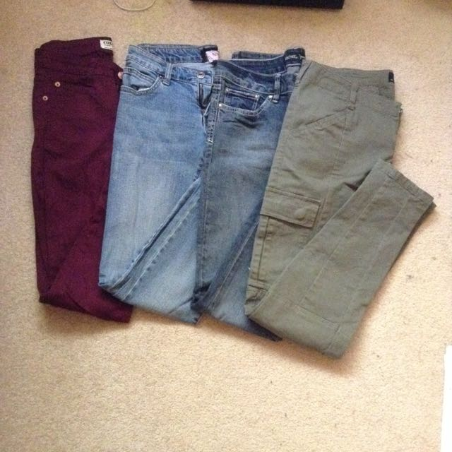 4x Jeans