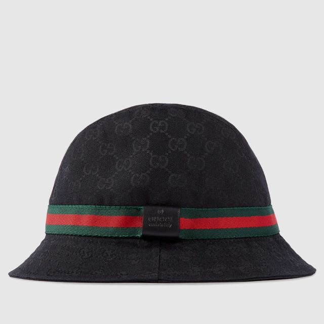 Authentic Gucci Bucket Hat b3f9cdbc054