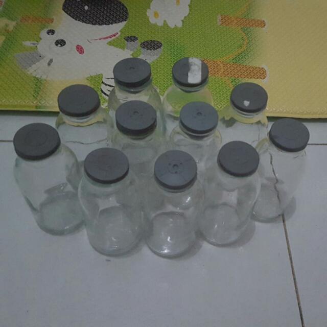 Botol Kaca Asi (11item)