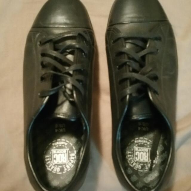 Brand New ROC leather Sneakers