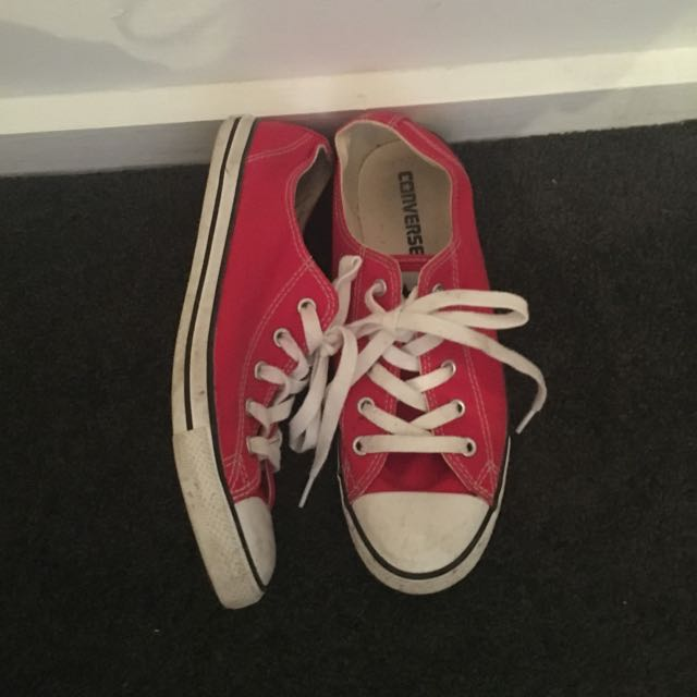 Converse Size 7/8
