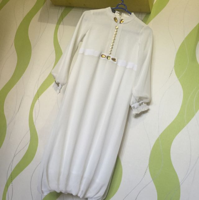 Dress Off White Size 6 Merk Mayzura