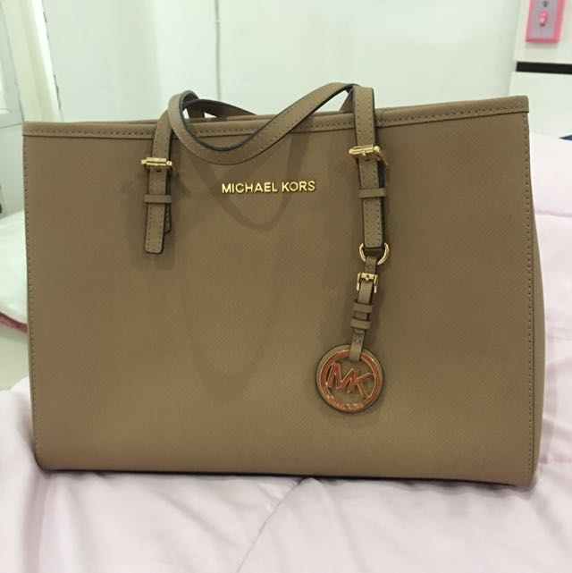 (reprice) FASTSALE!! authentic MK jetset medium