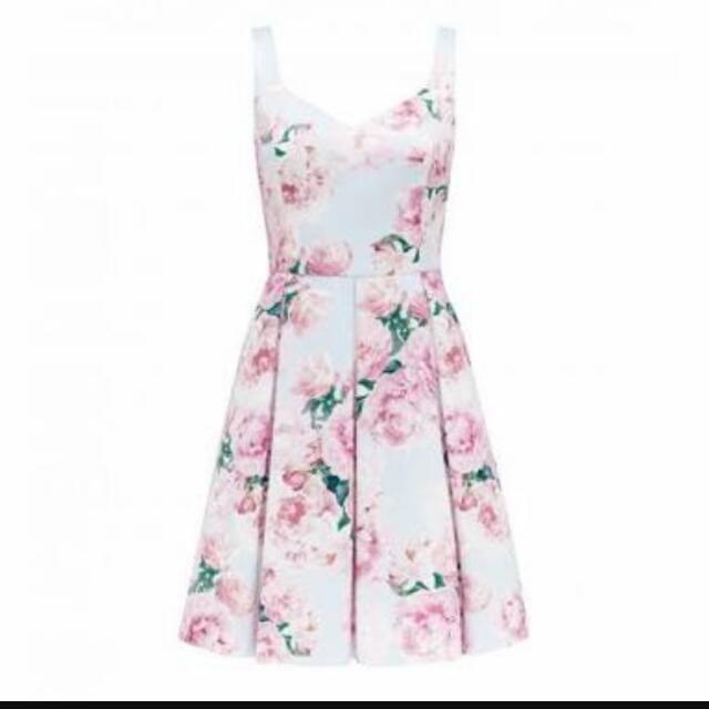 Inc Post. Forever New Nina Floral Dress