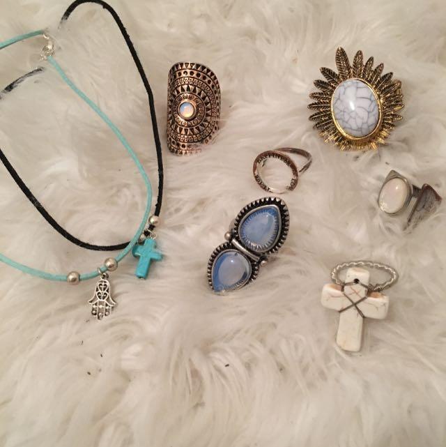 Jewellery Bulk Lot