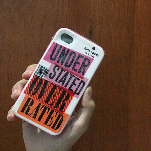Kate Spad* Case For Iphone 4S