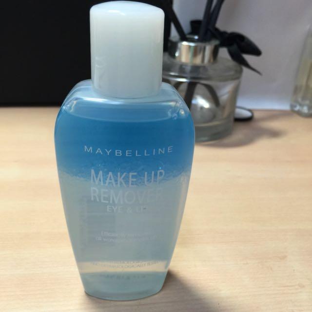 Maybelline 媚比琳眼唇卸妝液