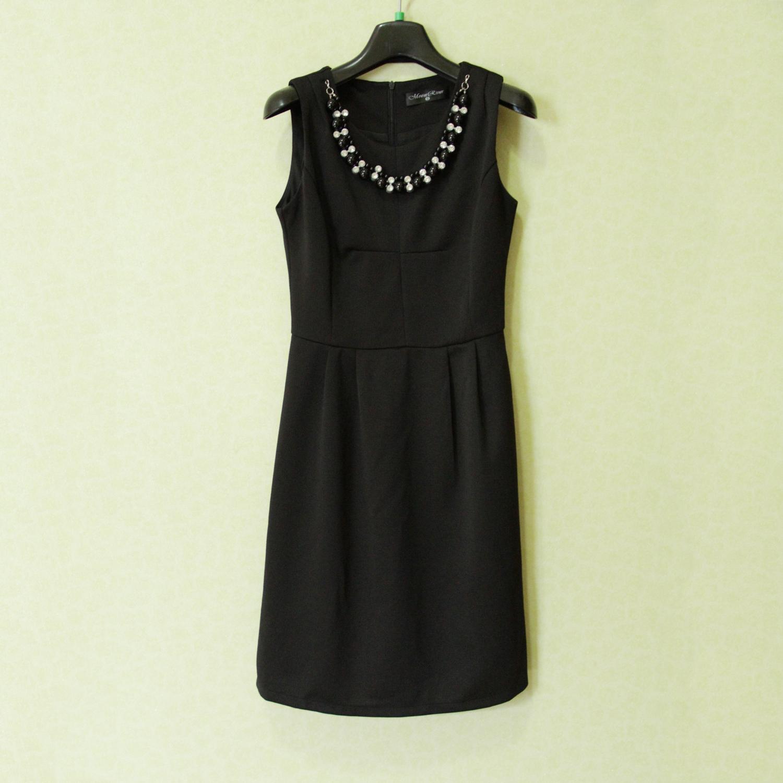 Moon River Black Dress (SG)