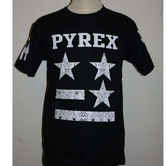 New Pyrex Hip Hop T-shirt