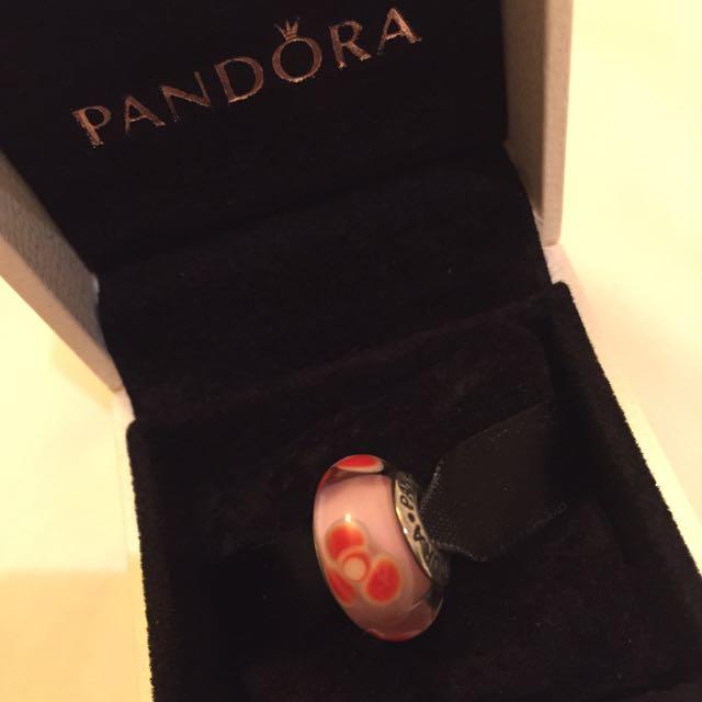 Pandora Flora Charm