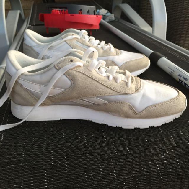 Reebok Classics All White