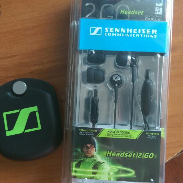 Sennheiser PC 300Game earbuds