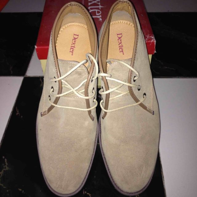Suede Shoes Dexter Preloved / Second