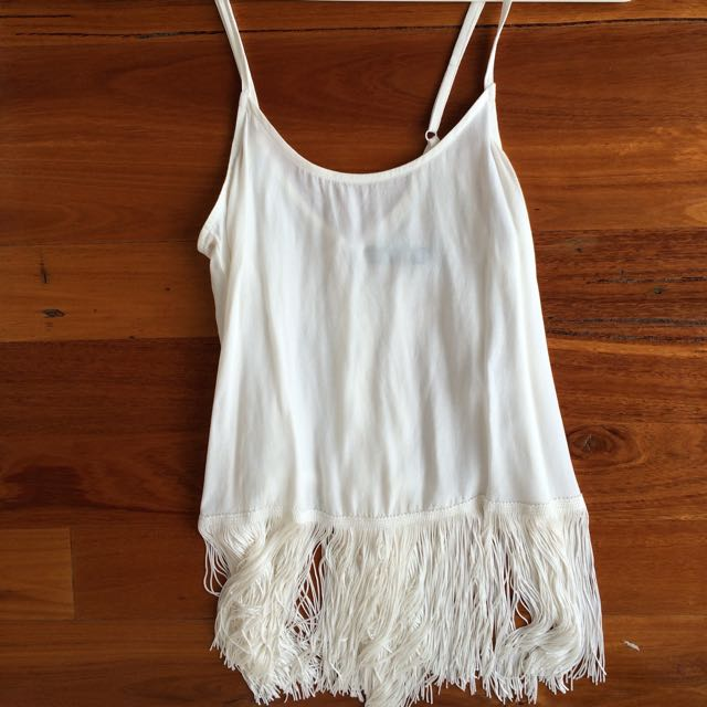 Size Small White Top