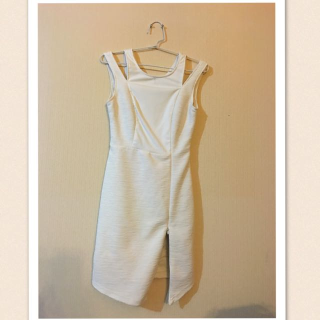 Something Borrowed Fit Dress