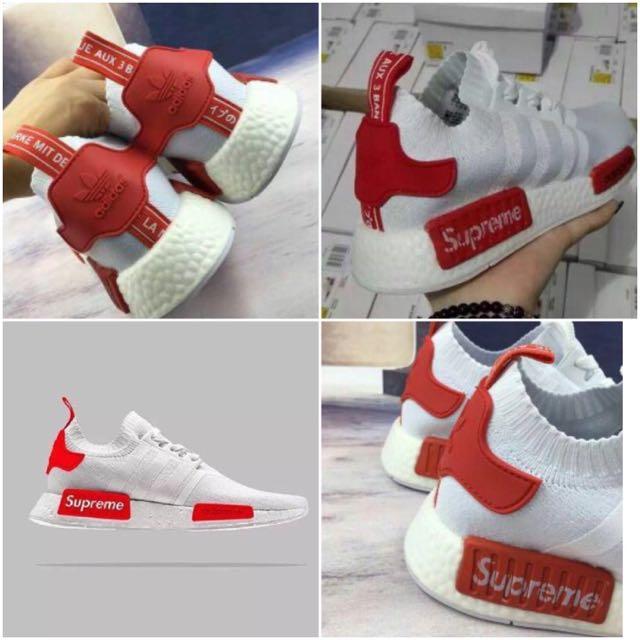 adidas nmd x supreme