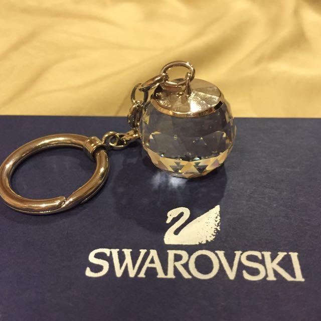 SWAROVSKI 精品鑰匙圈