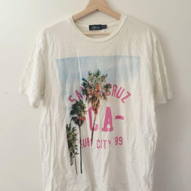 Topman shirt size XL