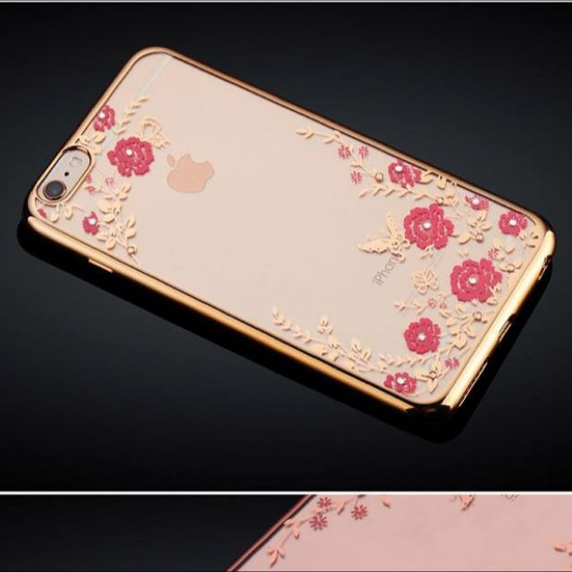 🎀Xun Xun Shop🎀Iphone6/6s鑽殼軟矽膠套📱