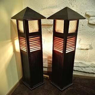 Decorative Lamp x 2sets