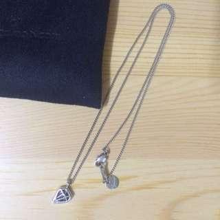 Galoop 鑽石💎造型項鍊