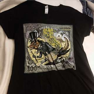 Elvis Costello Tshirt