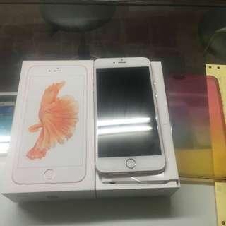 iPhone 6s PLUS 16G玫瑰金