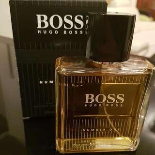 Hugo Boss Number One Eau de Toilette 125ml Spray (Brand New)