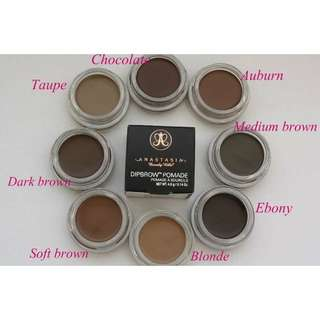 AUTHENTIC Anastasia Beverly Hills Brow Pomade