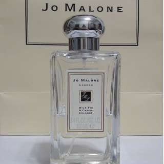 Jo Malone 無花果與黑醋粟 香水-5成新