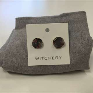 Witchery Gold Earrings